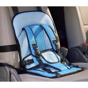 Бескаркасные Автомобильные Кресла Для Детей От 1 До 12 Лет