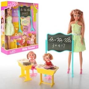 Кукла учительница Defa Lucy 6065