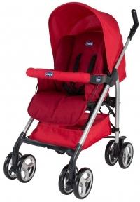 коляска Chicco  Sprin, цвет Scarlet