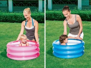 Детский круглый бассейн Bestway, 70х30 см
