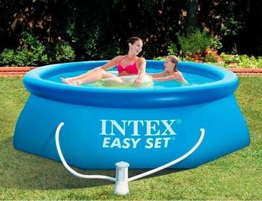 Бассейн Intex EASY SET, 366Х76см с фильтром