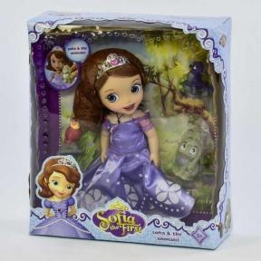 Кукла Sofia the first с животными