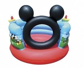BW Игровой центр-батут Disney Микки 152х130см, до 65кг, от 3 до 6 лет
