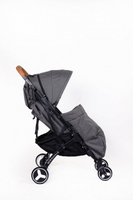 Прогулочная коляска  YOYA A9-3 (темно-серый)