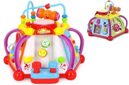 Музыкальная развивающая игрушка MOLA