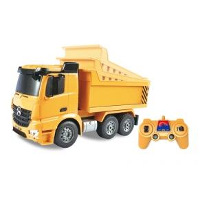 Машина моделька на п/у, игрушечная спецтехника, грузовик-самосвал