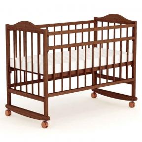 Кровать детская Фея 204 Орех