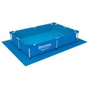 Подстилка для прямоугольных бассейнов, 295 х 206 см Bestway