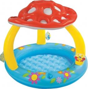 57407 Детский надувной бассейн фирмы Intex 102Х89СМ