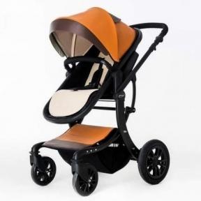 Детская коляска 2 в 1 Aimile