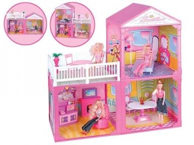 Домик для куклы BONNY