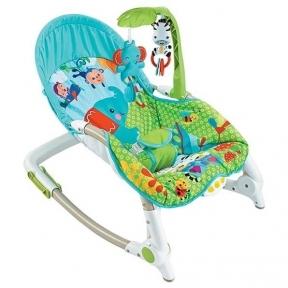 Шезлонг-кресло-качало Fitch baby