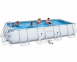 Каркасный прямоугольный бассейн Bestway 549х274х122 см