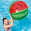 Большой надувной мяч Арбуз 107 см