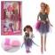 Кукла с дочкой от Defa Lusy 8304