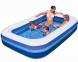 Надувной прямоугольный бассейн Bestway, 305х183х56 см