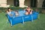 Каркасный бассейн Intex Rectangular Frame 260х160х65см