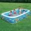 Надувной прямоугольный бассейн Bestway